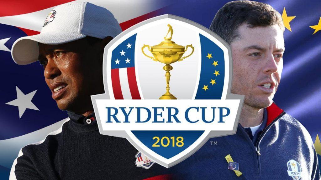 Giải golf tranh cúp đồng động Ryder CUP