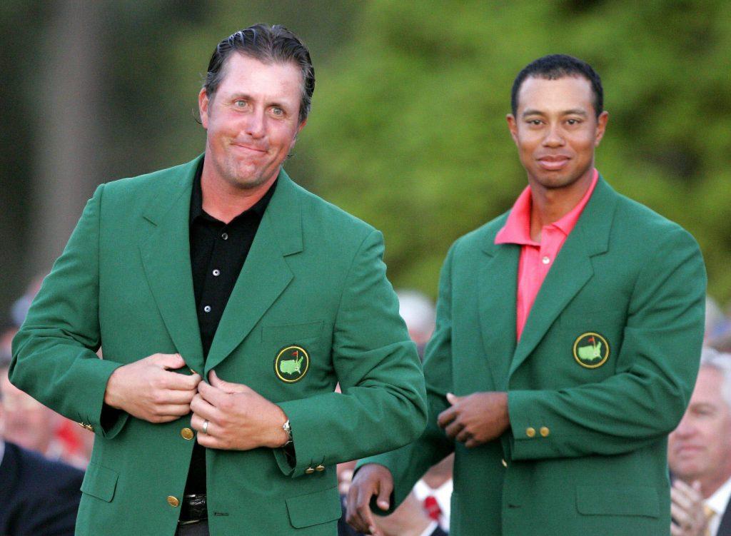 Chiếc áo danh giá giải The Masters