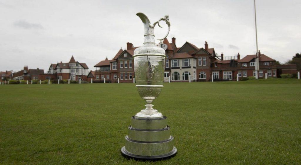 Chiếc cup độc đáo của giải đấu danh giá the OPEN