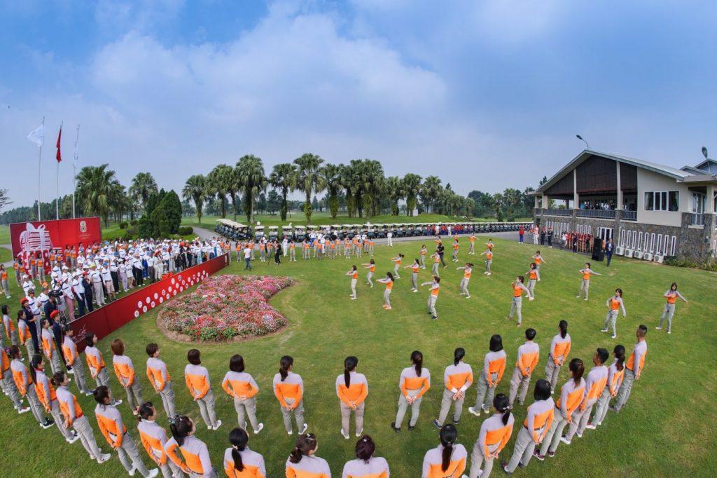 West Lakes Golf & Villas nằm trong nhóm đề cử sân nổi bật của năm hình 10