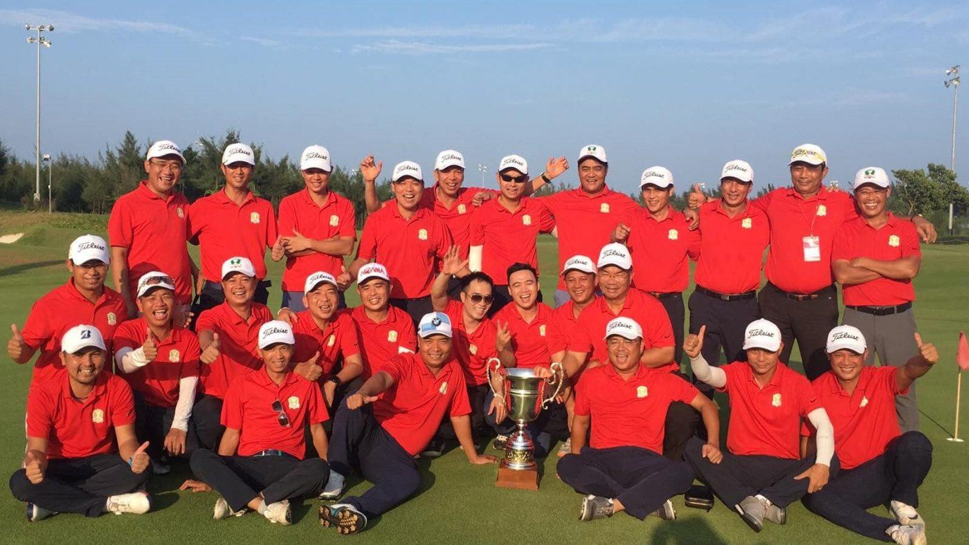 West Lakes Golf & Villas nằm trong nhóm đề cử sân nổi bật của năm hình 12