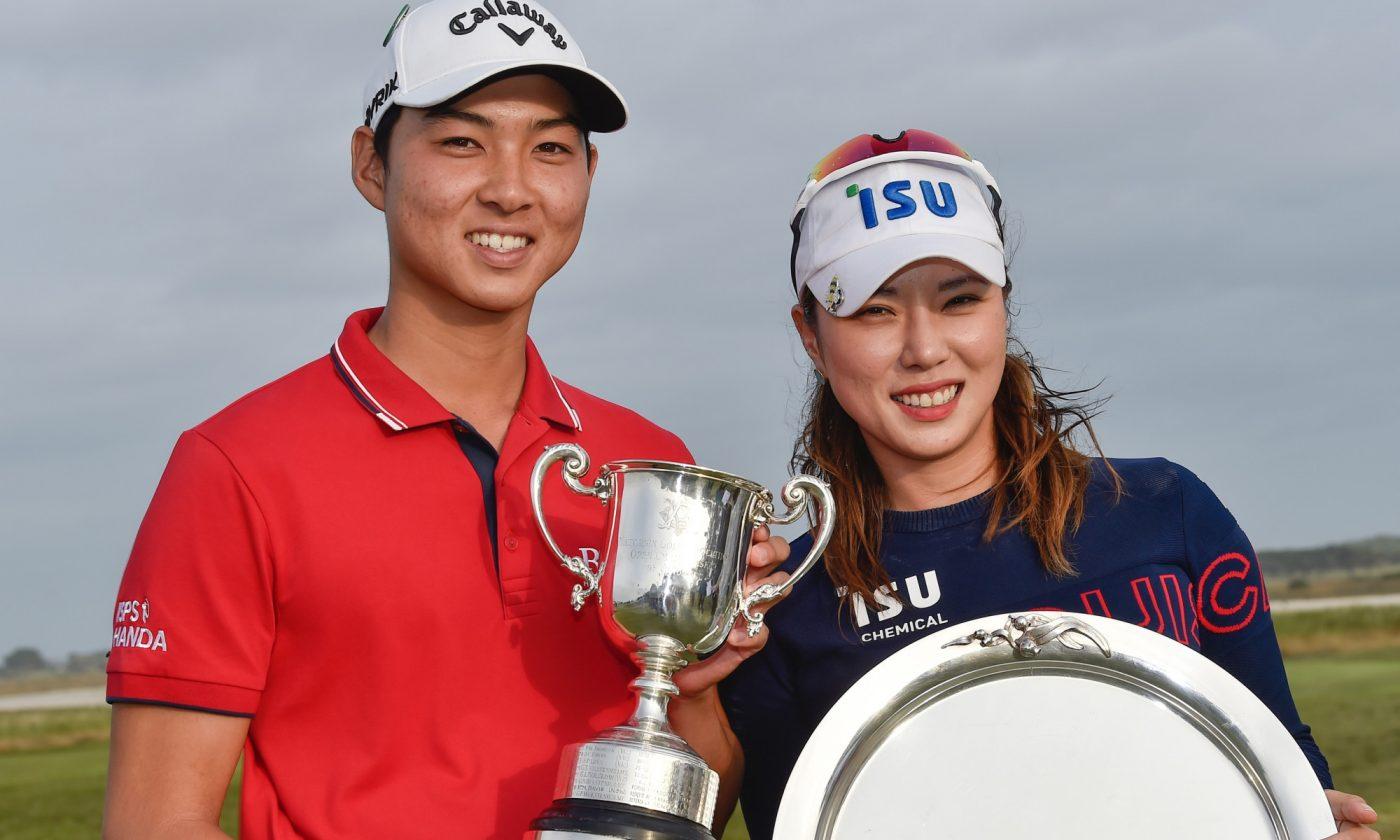 Tại ISPS Handa Vic Open 2020, nhà vô địch Nam và Nữ nhận tiền thưởng ngang nhau.