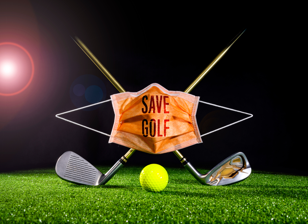 golf covid 19