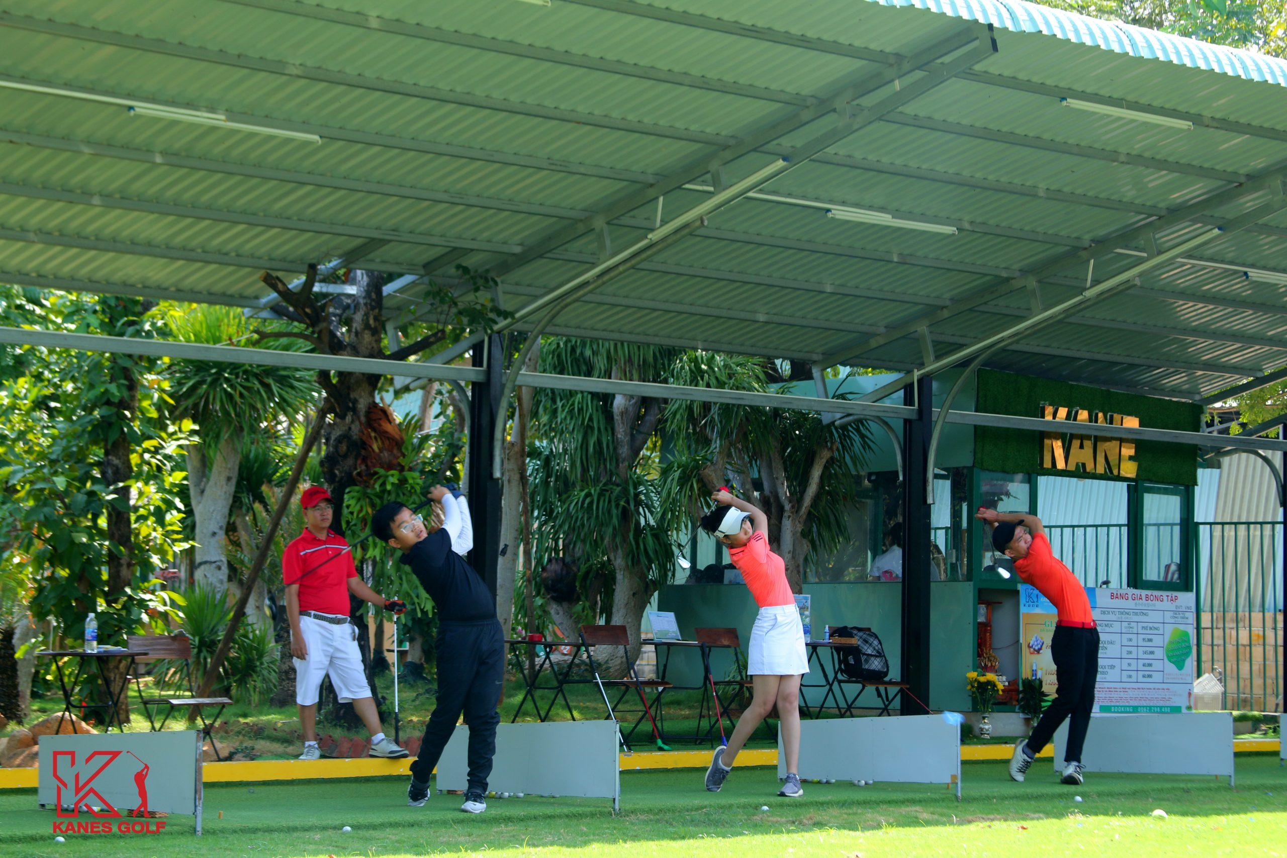 Golf 'lập trình' của KGA